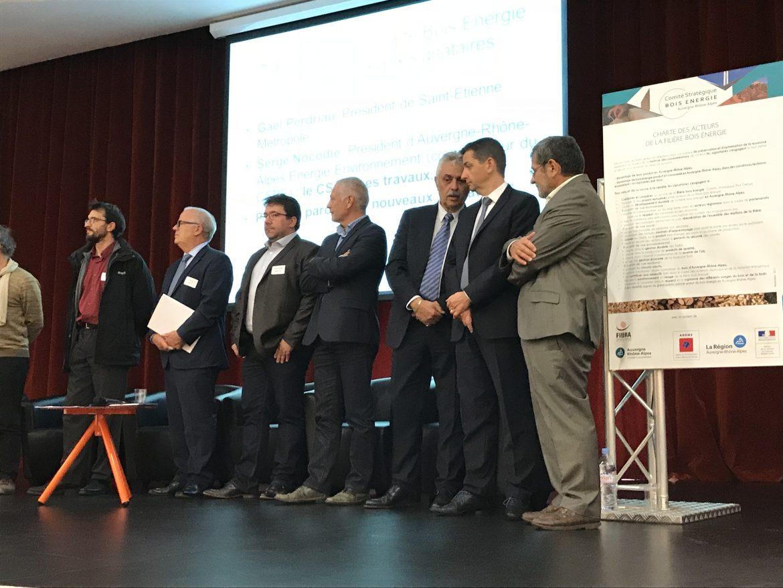 Journée régionale Bois énergie et Collectivités
