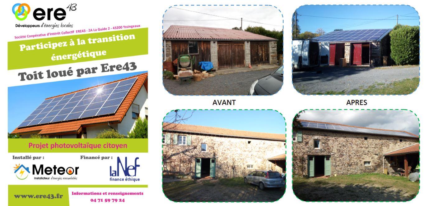 Louez votre toit pour du photovoltaïque !