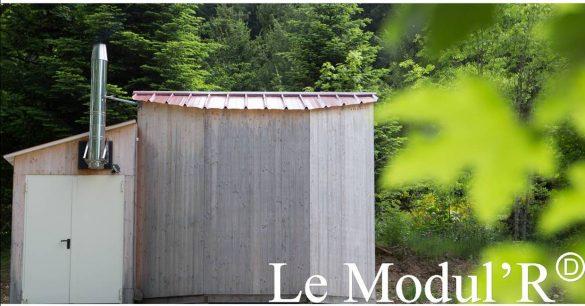 Acheter de la chaleur grâce à notre chaufferie bois Modul'R