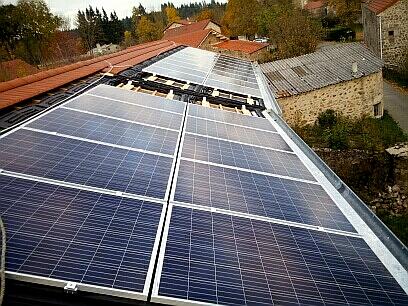 Photo Instal photovoltaïque